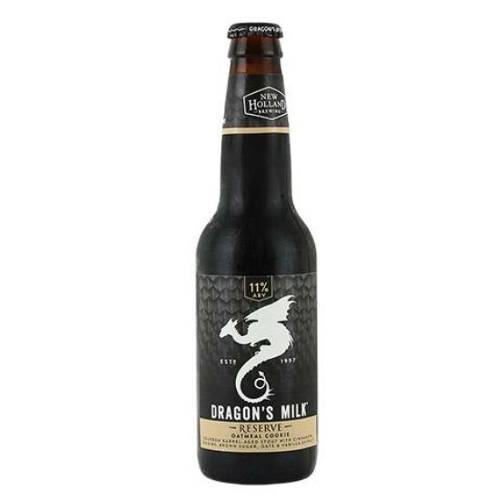 New Holand Brewing co. Dragon's Milk Reserve: Oatmeal Cookie 0,355L