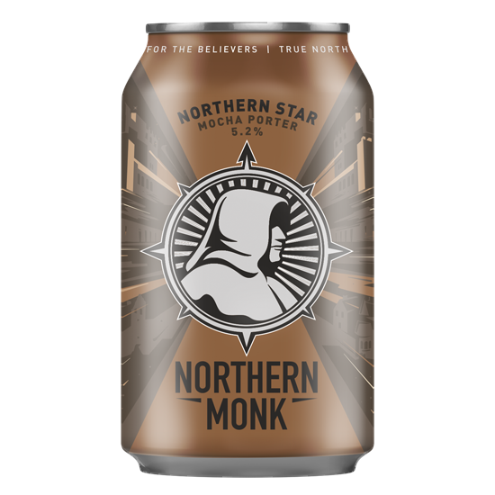 Norhtern Monk Northern Star Mocha Porter 0,33L