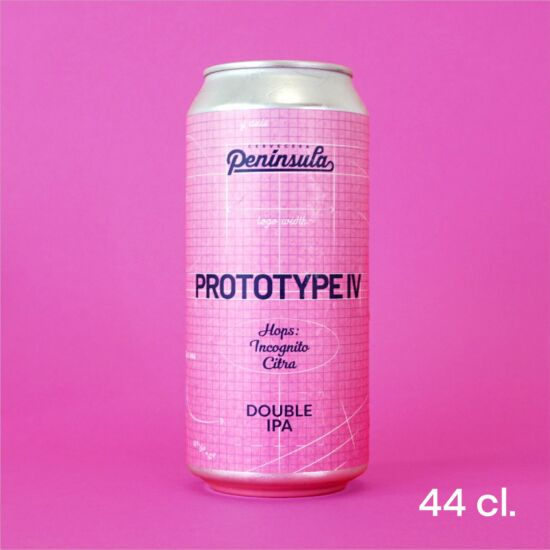 Península Prototype IV 0,44L