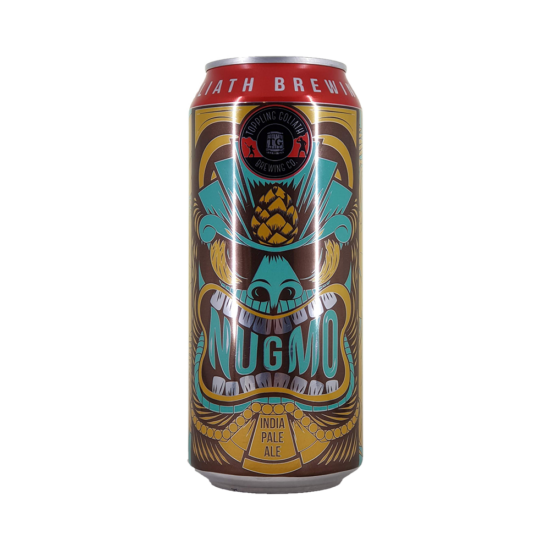 Toppling Goliath Nugmo 0,473L Can