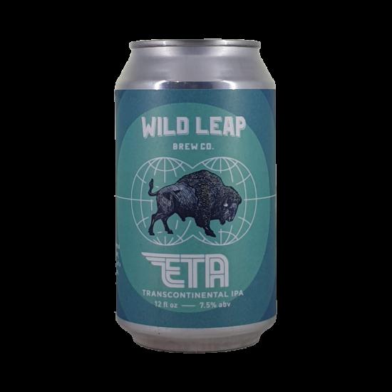 Wild Leap ETA 0,355L Can