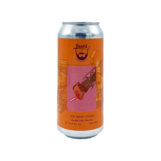 Beer`d - Too Many Cooks 0,473 L