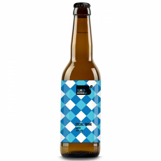 Bereta Social Drink 0,33L