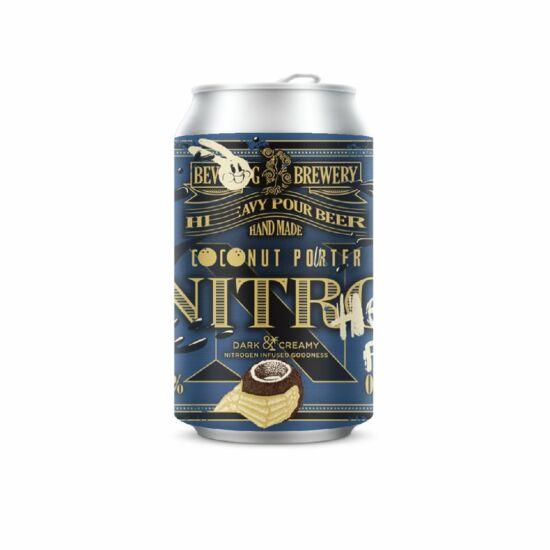 Bevog Nitro Coconut Porter 0,33L