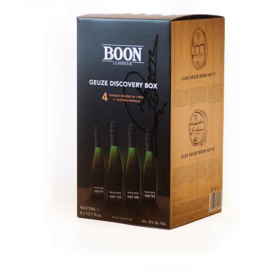 Boon Oude Gueuze Discovery Box