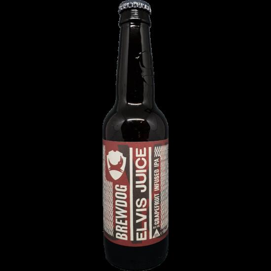 Brewdog Elvis Juice Grapefruit Infused IPA 0,33L