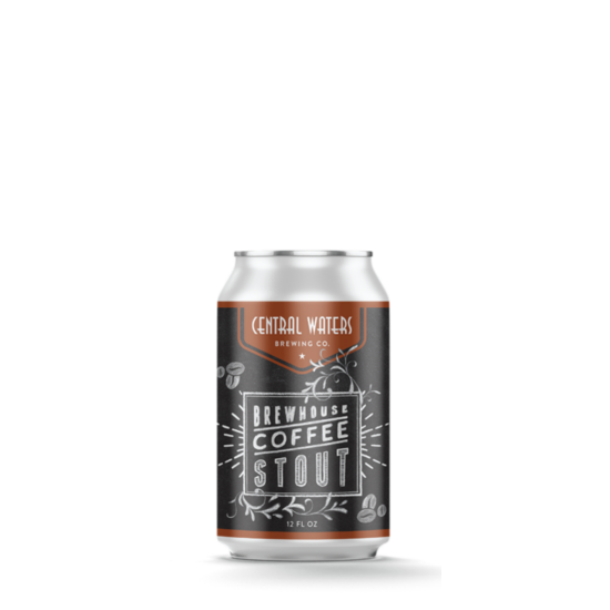 Central Waters Brewing Co. Brewhouse Coffee Stout Vintage 2019 0,355L