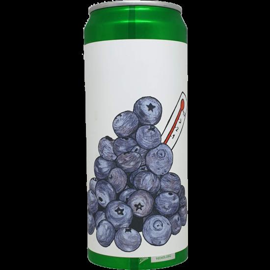 Brewski Blabarsfeber 0,33L CAN