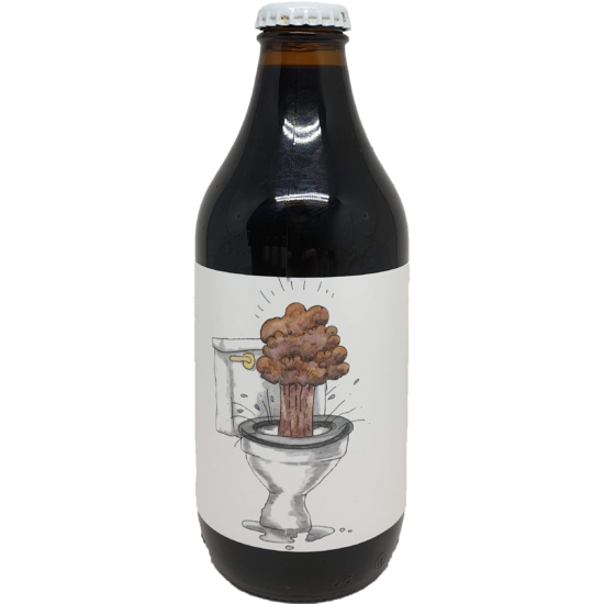 Brewski Chocolate Chipotle Cloud Imperial Stout 0,33L