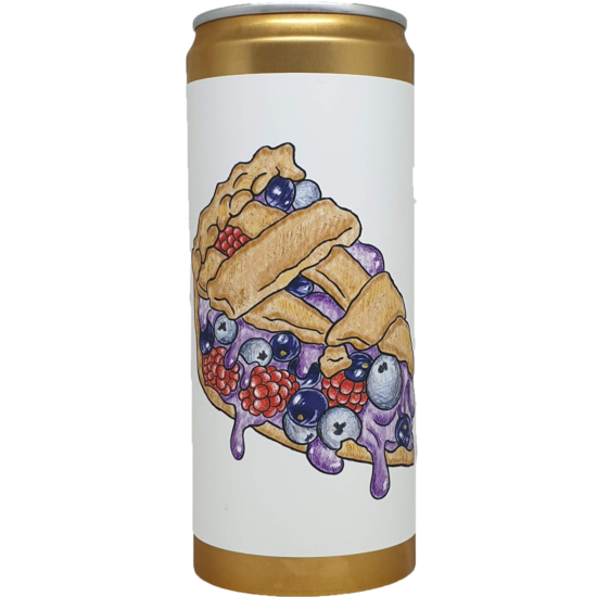 Brewski Triple Berry Pie 0,33L CAN