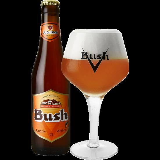Bush - Amber 0.33l