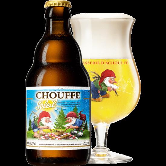 Houblon Chouffe Soleil 0,33L