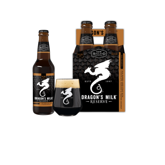 New Holand Brewing co. Dragon's Milk Reserve 2020 #1 0,355L