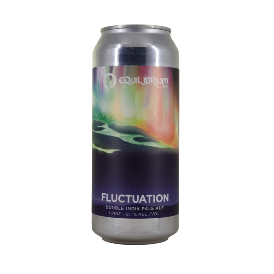 Equilibrium Brewery Fluctuation 0,473L