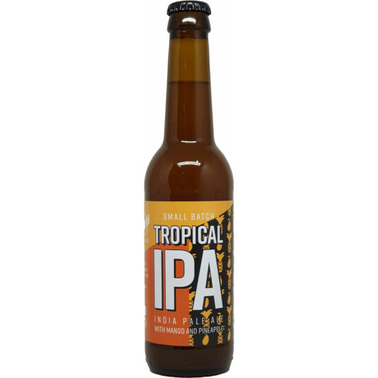 First - Tropical IPA (üveges) 0.33L