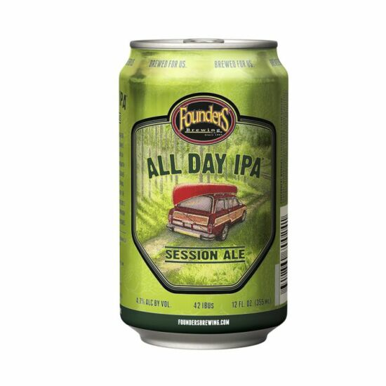 Founders All Day IPA 0,355L