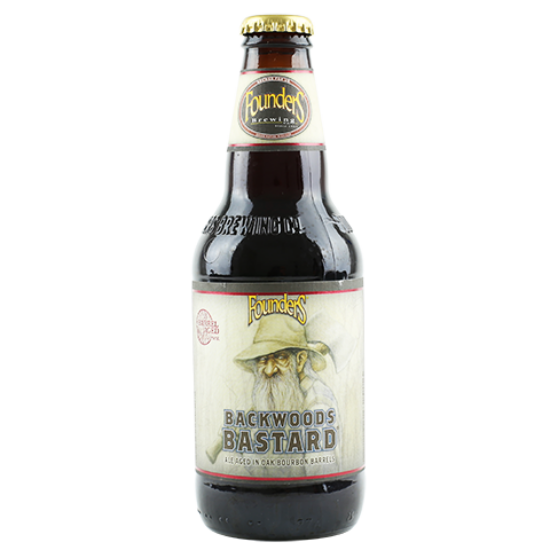 Founders Backwoods Bastard 0,355L