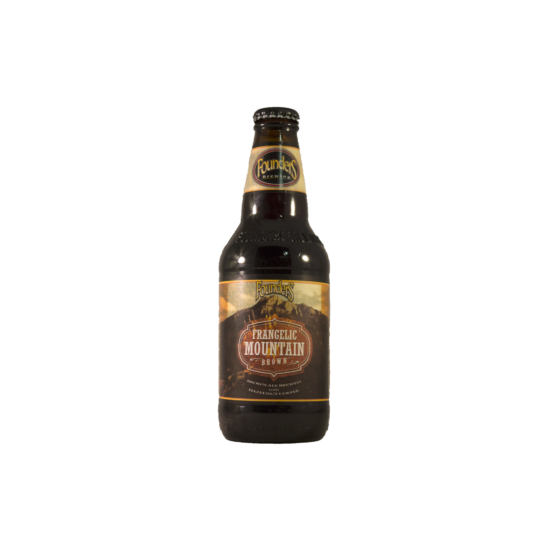 Founders Frangelic Mountain Brown 0,355L