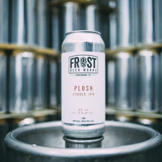 Frost Beer Works Plush 0,473L