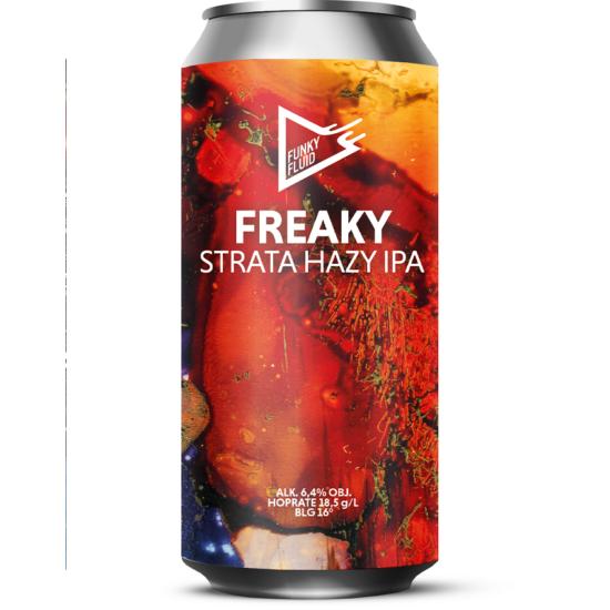 Funky Fluid Freaky 0,5L