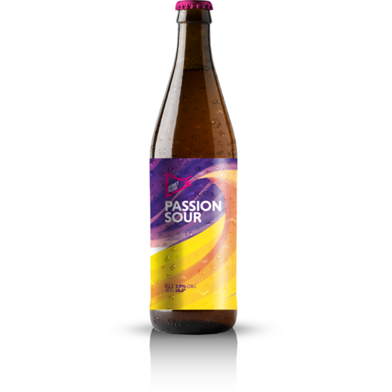 Funky Fluid Passion Sour 0,5L