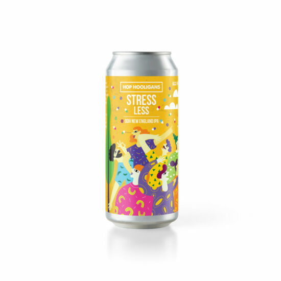 Hop Hooligans Stress Less 0,5L