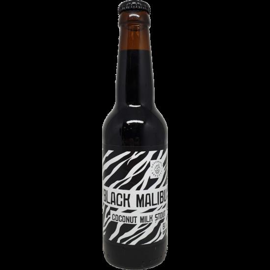 Hopfanatic Black Malibu Coconut Milk Stout 0,33L