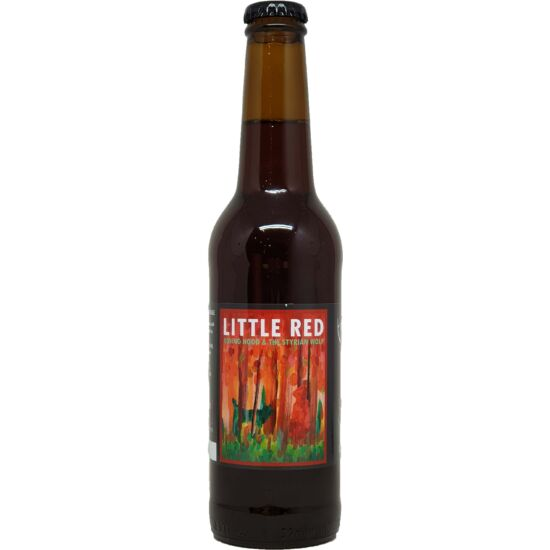 Hopstag Little Red 0,33L