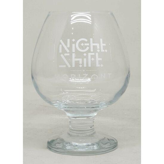 Horizont Night Shift Snifter Pohár 0,1L