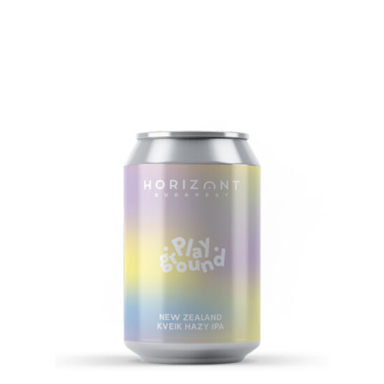 Horizont Playground New Zealand KVEIK Hazy IPA 0,33L