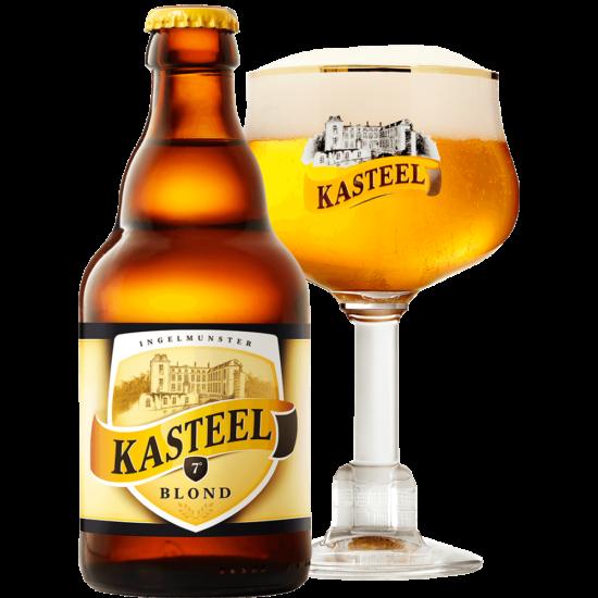 Kasteel Blond 0,33L