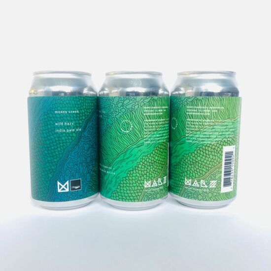Marz Community Brewing Mossy Creek 0,355L