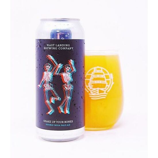 Mast Landing Brewing Co. Shake Up Your Bones 0,473L