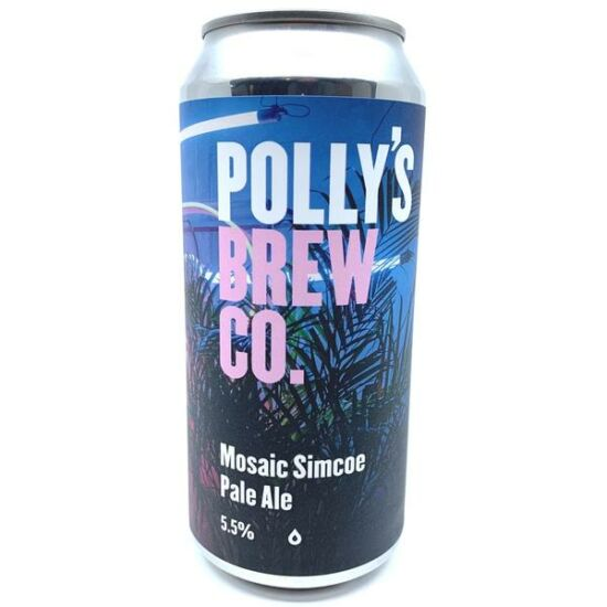 Polly's - Mosaic Simcoe Pale Ale 0,44L
