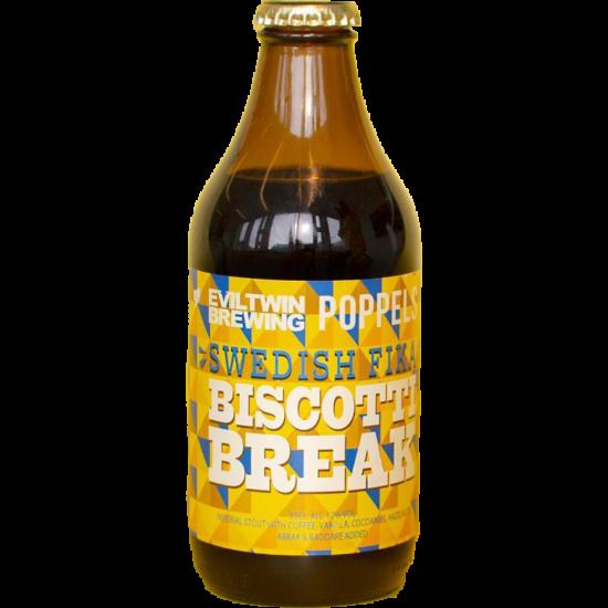 Poppels & Ewil Twin Swedish Fika Biscotti Break 0,33L