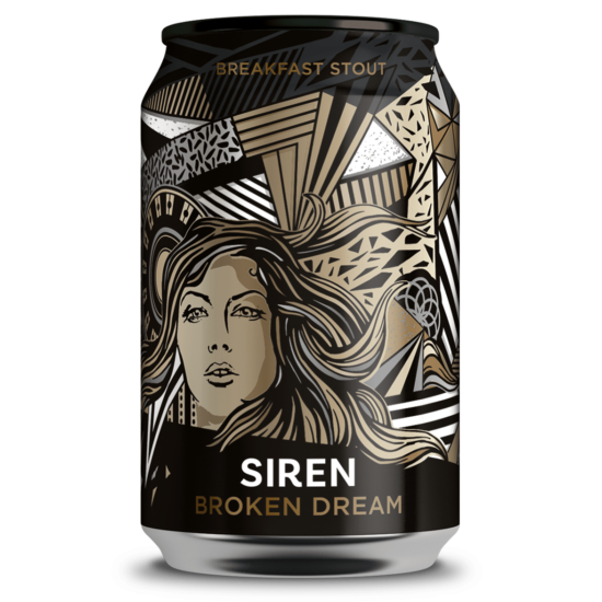 Siren Broken Dream 0,33L CAN