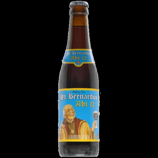 St. Bernardus Abt 12 Barna Ale 0.33L