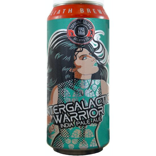 Toppling Goliath Intergalactic Warrior 0,473L