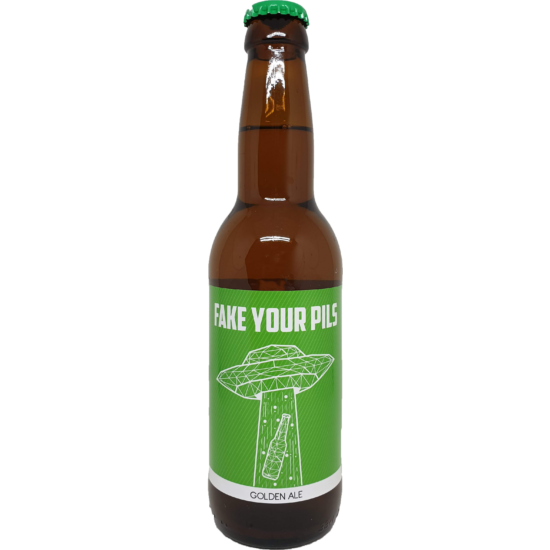Ugar Brewery Fake Your Pils 0,33L