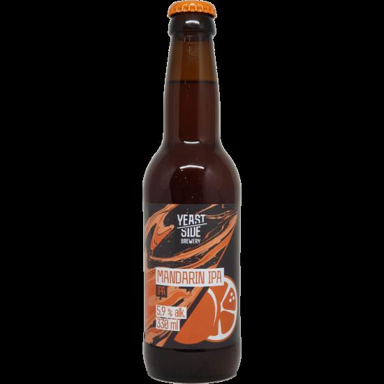 Yeast Side Mandarin IPA 0,33L