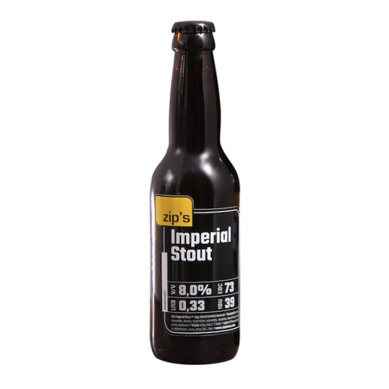 zip's Imperial Stout 0,33L